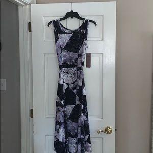 Nina Leonard Miracle Matte Jersey dress